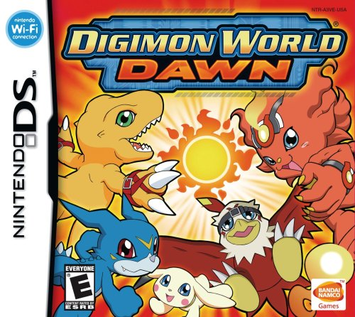 digimon world dawn nintendo ds 1 -