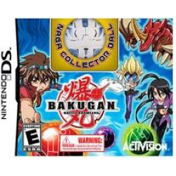 nintendo ds games bakugan collectors edition ds 6 -