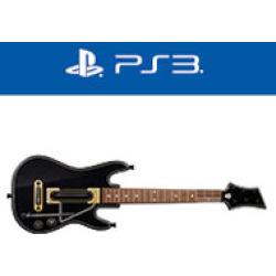 guitar hero live standalone guitar for ps3 -