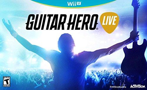 guitar hero live wii u -