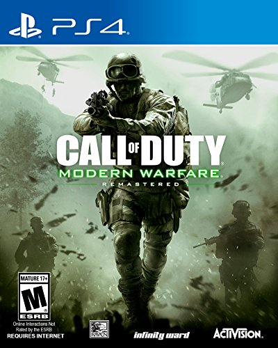 Call of Duty: Modern Warfare Remastered – PlayStation 4