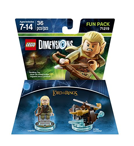 Lord Of The Rings Legolas Fun Pack – LEGO Dimensions