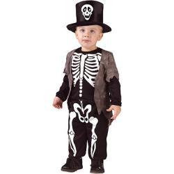 Toddler Happy Skeleton Costume