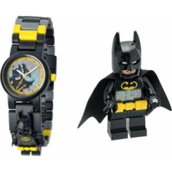 LEGO Batman Movie Batman Watch and Clock Bundle