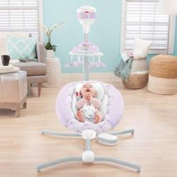 Fisher-Price Fairytale Deluxe Cradle 'n Swing Multi