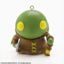 cell phone charm theatrhythm final fantasy tonberry wearphone jack new -
