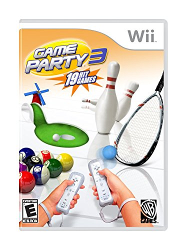 Game Party 3 – Nintendo Wii