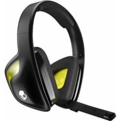 Skullcandy SLYR Gaming Headset, Black/Yellow (SMSLFY-207)