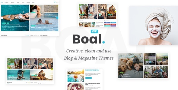 Boal – Newspaper Magazine News