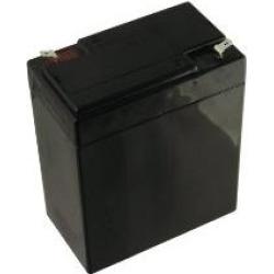 Exit Light Battery – Rechargble 6 Volt/12 Amp Exit Btry – CF6V12