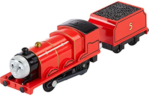 Fisher-Price Thomas & Friends TrackMaster Motorized James Engine
