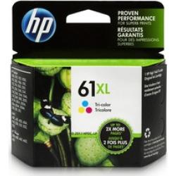 HP 61XL Tri-Color High Yield Original Ink Cartridge