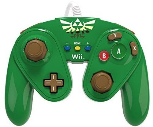 PDP Wired Fight Pad for Wii U – Link