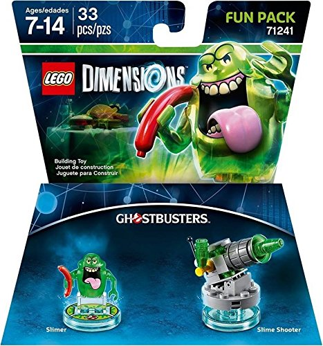 Ghostbusters Slimer Fun Pack – LEGO Dimensions