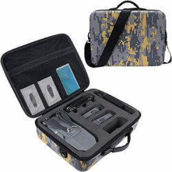dji mavic pro case hard carrying bag storage box shoulder suitcase for -