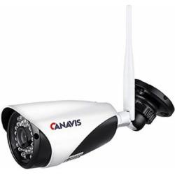 1080P WIFI Wireless IP Security Bullet Camera IP66 Weatherproof Aluminum Metal Housing Suitable for Outdoor