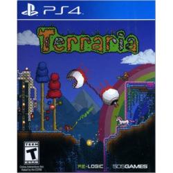Terraria for Playstation 4, Multicolor