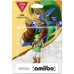amiibo The Legend of Zelda Collection Link (Ocarina of Time)