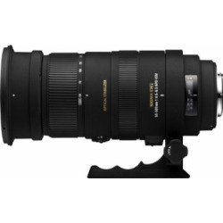 Sigma 50-500mm f/4.5-6.3 APO DG OS HSM SLD Ultra Telephoto Zoom Lens for Sigma Digital DSLR Camera