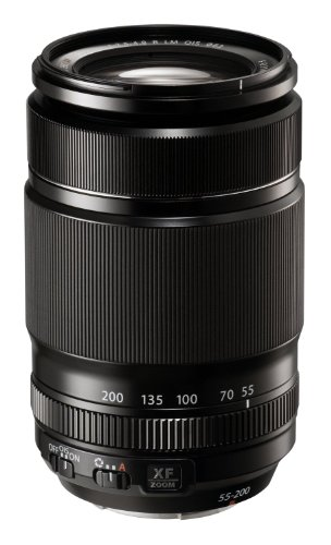 Fujinon XF 55-200mm f:3.5-4.8 R LM OIS Zoom Lens (Certified Refurbished)