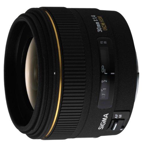 Sigma 30mm f/1.4 EX DC HSM Lens for Sigma Digital SLR Cameras (OLD MODEL)