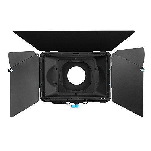 Fotga DP3000 M3 Matte Box for Follow Focus 15mm Rail Rod Rig Nikon Canon Sony Dslr Cameras