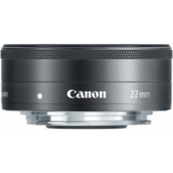 Canon EF-M 22mm f2 STM Compact System Fixed Lens