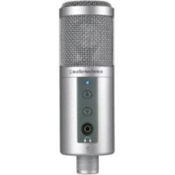 Audio – Technica ATR2500-USB Cardioid Condenser USB Microphone