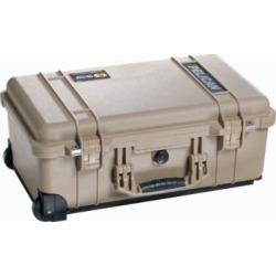 Pelican 1510 Case With Foam (Desert Tan)