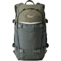 Lowepro Flipside Trek BP 450 AW Camera Backpack – Grey/Dark Green