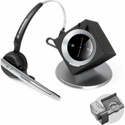 Sennheiser OfficeRunner Convertible Wireless Office Headset with Microphone – DECT 6.0 (Professional Bundle)