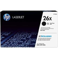 HP 26X (CF226X) Black High Yield Original Toner Cartridge for HP LaserJet Pro M402 M426