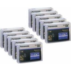 Panasonic AY DVM63PQ – Professional Quality – Mini DV tape – 50 x 63min