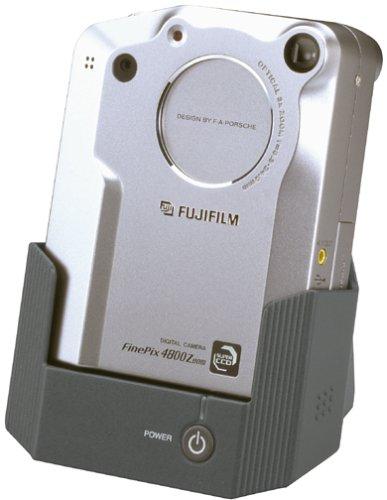 Fujifilm FinePix 4800 2.5MP Digital Camera in Cradle w/ 3x Optical Zoom