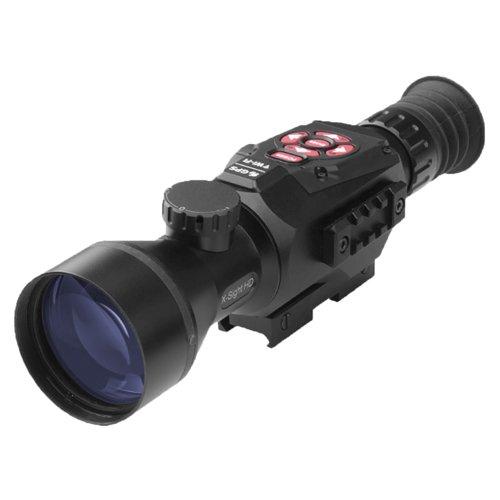 ATN DGWSXS520Z X-Sight II 5-20x/85mm Smart Day & Night Rifle Scope w/1080p Video, Ballistic Calculator, Rangefinder, WiFi, E-Compass, GPS, Barometer, IOS & Android Apps