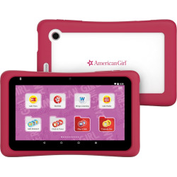 American Girl Tablet Powered by nabi, Multicolor