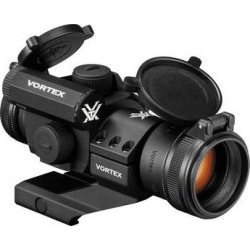 Vortex 1×30 StrikeFire II Red/Green Dot Sight with Cantilev SF-RG-501