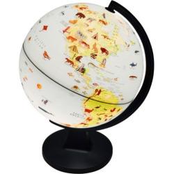 Elenco Wildlife Globe, Multicolor