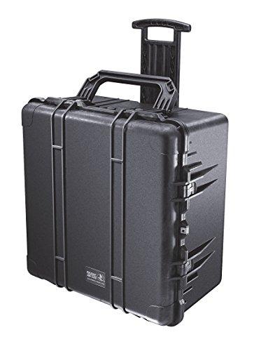 Pelican 1640 Camera Case With Foam (Black)