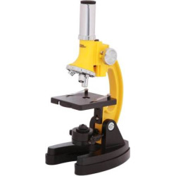National Geographic 300x – 1200x Microscope Set, Multicolor