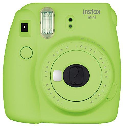 Fujifilm Instax Mini 9 Instant Camera – Lime Green