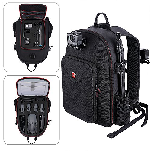 smatree backpack for dji mavic pro platinum gopro hero 2018 hero 6 5 4 33 - Allshopathome-Best Price Comparison Website,Compare Prices & Save
