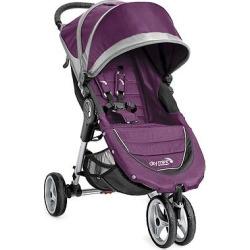 Baby Jogger City Mini Single – Purple/Gray