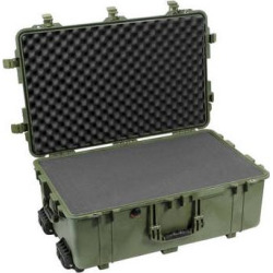 Pelican 1650 Case with Foam Set (Olive Drab Green) 1650-020-130