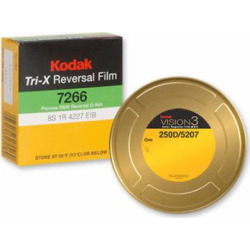 Kodak Black-and-White 35mm Print Film 2302 on Core (ESTAR 8906422