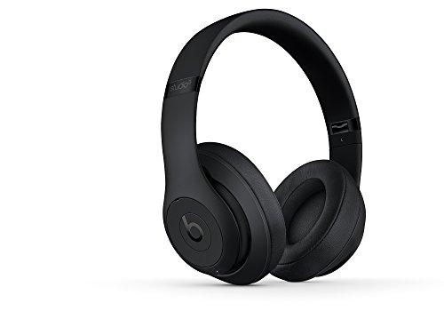 Beats Studio3 Wireless Headphones – Matte Black