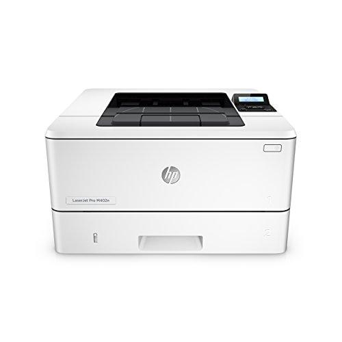 HP LaserJet Pro M402n Monochrome Printer, Amazon Dash Replenishment ready (C5F93A)