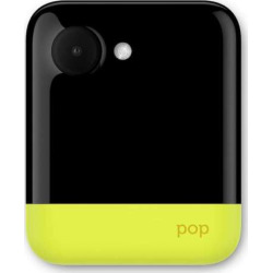 Polaroid POP Zink Zero Ink 3″ x 4″ Instant Print Digital Camera, Yellow