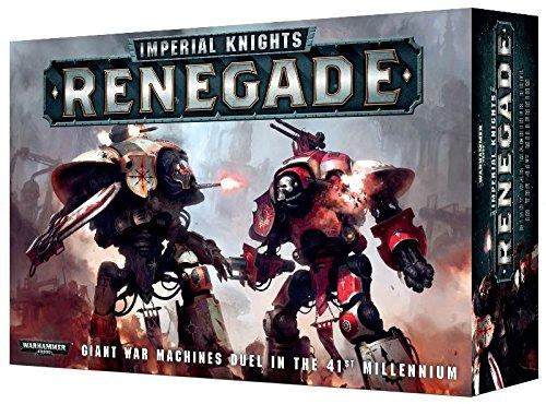 Citadel Imperial Knights: Renegade Warhammer 40,000
