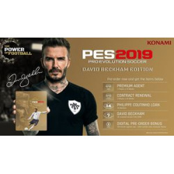 Pro Evolution Soccer 2019 – David Beckham Edition for PlayStation 4